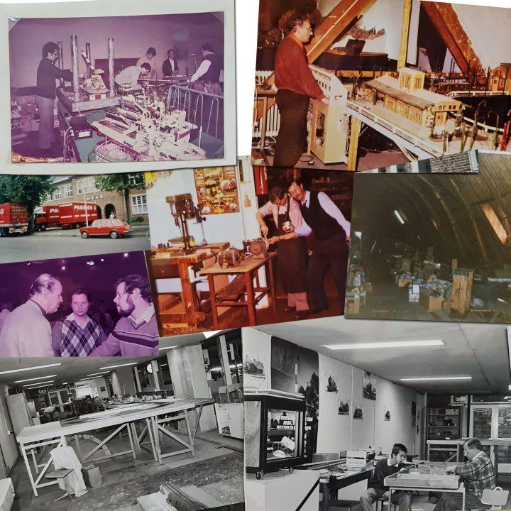 Collage geschiedenis